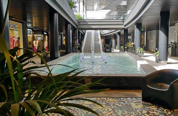 Planta baja centro comercial gran canaria